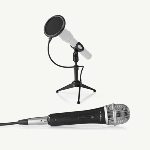 microfoon voor video audio en podcasts