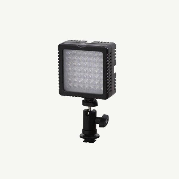 videolamp led voor licht bij het filmen