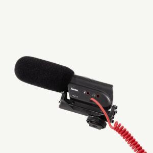 webshop voor bloggers richtmicrofoon voor geluid en video